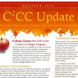 Creek to College image